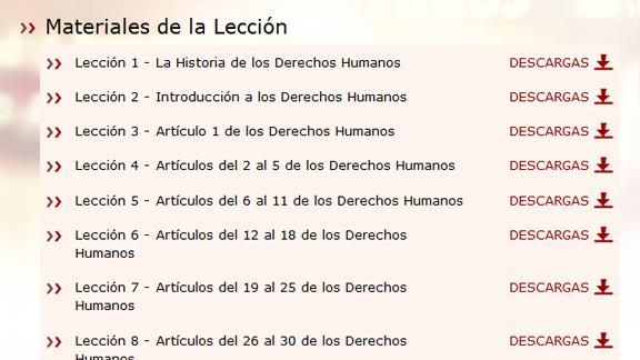 Curso Online Ddhh Gratis Fundacion Mejora Mejorandolasociedad Org